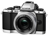 OLYMPUS OM-D E-M10 14-42mm EZ レンズキット [シルバー] 製品画像