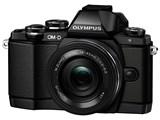 OLYMPUS OM-D E-M10 14-42mm EZ レンズキット [ブラック] 製品画像