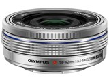 M.ZUIKO DIGITAL ED 14-42mm F3.5-5.6 EZ [シルバー] 製品画像