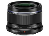 M.ZUIKO DIGITAL 25mm F1.8 [�u���b�N] ���i�摜