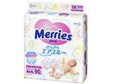 メリーズさらさらエアスルー テープ 新生児用 90枚入 製品画像