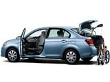 カローラ アクシオ 福祉車両 製品画像