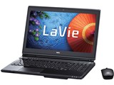 LaVie L LL750/SSB PC-LL750SSB [クリスタルブラック] 製品画像