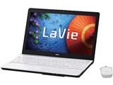 LaVie S LS550/SSW PC-LS550SSW [�G�N�X�g���z���C�g] ���i�摜