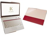 FMV LIFEBOOK Floral Kiss CH75/R FMVC75RR [Elegant Red with Beige]