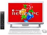 REGZA PC D71 D71/T7MW PD71-T7MBXW [リュクスホワイト] 製品画像