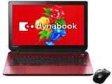 dynabook T75 T75/78MR PT75-78MHXR [モデナレッド] 製品画像