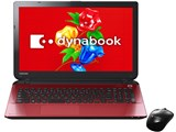 dynabook T55 T55/76MR PT55-76MBXR [モデナレッド] 製品画像