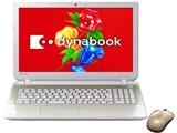 dynabook T55 T55/56MG PT55-56MSXG [ライトゴールド] 製品画像