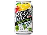 -196℃ ストロングゼロ ダブルグレープフルーツ 350ml ×24缶