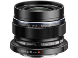 M.ZUIKO DIGITAL ED 12mm F2.0 [�u���b�N] ���i�摜