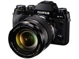 FUJIFILM X-T1 F X-T1B/18135KIT レンズキット 製品画像