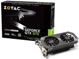 ZOTAC GeForce GTX 970 ZT-90101-10P [PCIExp 4GB] 製品画像