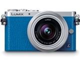 LUMIX DMC-GM1SK-A レンズキット [ブルー]