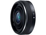 LUMIX G 14mm/F2.5 II ASPH. H-H014A-K [�u���b�N] ���i�摜