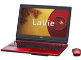 LaVie L LL750/TSR PC-LL750TSR [クリスタルレッド] 製品画像