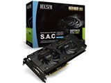 ELSA GeForce GTX 980 4GB S.A.C GD980-4GERXS [PCIExp 4GB]