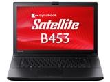 dynabook Satellite B453 B453/M PB453MNAP25AA71 製品画像