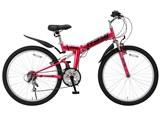 Raychell MTB-2618RR [ピンク] 製品画像