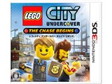 LEGO シティ アンダーカバー チェイス ビギンズ 製品画像