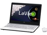 LaVie Note Standard NS750/AAW PC-NS750AAW [�N���X�^���z���C�g] ���i�摜