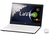 LaVie Note Standard NS700/AAW PC-NS700AAW [�N���X�^���z���C�g] ���i�摜