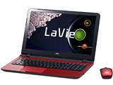 LaVie Note Standard NS150/AAR PC-NS150AAR [ルミナスレッド] 製品画像