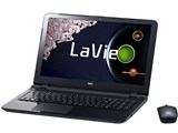 LaVie Note Standard NS150/AAB PC-NS150AAB [スターリーブラック] 製品画像
