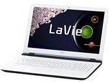 LaVie Note Standard NS100/A1W PC-NS100A1W 製品画像