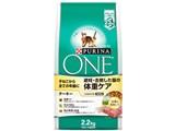 ピュリナ ワン 避妊・去勢した猫の体重ケア 子ねこから全ての年齢に ターキー 2.2kg(550gx4袋) 製品画像