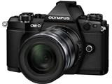 OLYMPUS OM-D E-M5 Mark II 12-50mm EZ�����Y�L�b�g [�u���b�N] ���i�摜