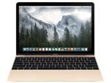 MacBook 1100/12 MK4M2J/A [ゴールド] 製品画像