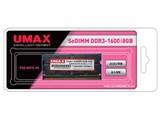 Castor SoDDR3-8GB-1600 [SODIMM DDR3L PC3L-12800 8GB] ���i�摜