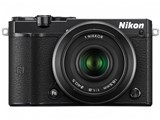 Nikon 1 J5 ダブルレンズキット [ブラック] 製品画像