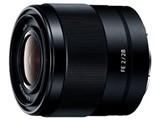 FE 28mm F2 SEL28F20 製品画像
