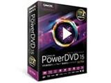 PowerDVD 15 Ultra 製品画像