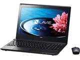 LAVIE Note Standard NS700/BAB PC-NS700BAB [�N���X�^���u���b�N] ���i�摜