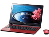 LAVIE Note Standard NS150/BAR PC-NS150BAR [ルミナスレッド] 製品画像