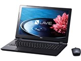LAVIE Note Standard NS150/BAB PC-NS150BAB [�X�^�[���[�u���b�N] ���i�摜