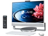 LAVIE Desk All-in-one DA770/BAW PC-DA770BAW [�t�@�C���z���C�g] ���i�摜