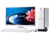 LAVIE Desk Tower DT750/BAW PC-DT750BAW ���i�摜