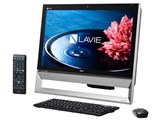 LAVIE Desk All-in-one DA570/BAB PC-DA570BAB 製品画像