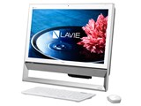 LAVIE Desk All-in-one DA350/BAW PC-DA350BAW 製品画像