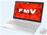FMV LIFEBOOK AH77/U FMVA77UW [アーバンホワイト] 製品画像