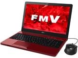 FMV LIFEBOOK AH45/U FMVA45URP [ルビーレッド] 製品画像