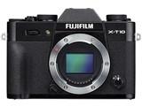 FUJIFILM X-T10 ボディ [ブラック] 製品画像