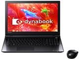 dynabook T75 T75/RB PT75RBP-HHA [プレシャスブラック] 製品画像