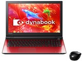 dynabook T75 T75/RR PT75RRP-HHA [モデナレッド]