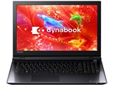 dynabook AB45/RB PAB45RB-SHA [プレシャスブラック] 製品画像