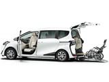 シエンタ 福祉車両 2015年モデル